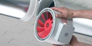 Монтаж вентиляции механического типа